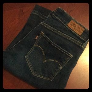 Levi's Jeans dark wash